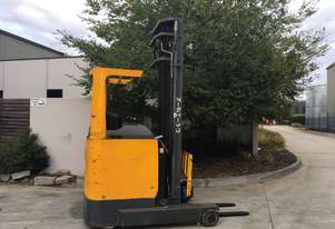 2.0T Battery Electric Sit Down Reach Truck