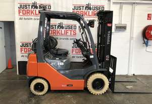 Toyota   FORKLIFTS 32-8FG18