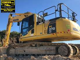 2011 Komatsu PC270LC-8, 27ton excavator, new chains -  MS491 - picture1' - Click to enlarge
