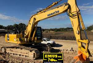 2011 Komatsu PC270LC-8, 27ton excavator, new chains -  MS491