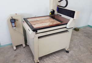 OmniCam CNC Router 700mm x 800mm With Vacuum Bed