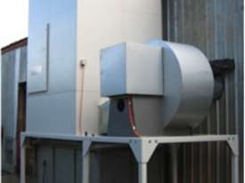 Dust Extraction Shaker Filter Units - picture0' - Click to enlarge