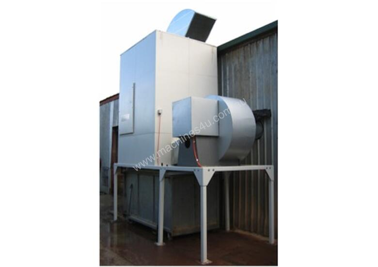 Dust Extraction Shaker Filter Units