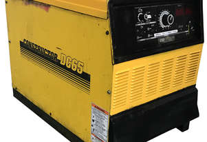 WIA MIG Welder Weldmatic Constructor DC65 415 Volt  650 Amp Power Source Only