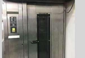 Italian, Commercial Oven, Logiudice Forni, single rack.