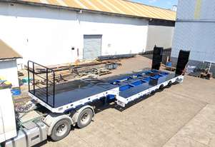 NEW 2020 FWR Tri Axle Drop Deck - 3.5m Widener - 100% Australian Made