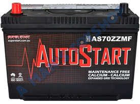 BATTERY AUTOSTART 12V 650CCA N70ZZ - picture0' - Click to enlarge