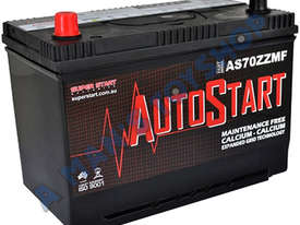 BATTERY AUTOSTART 12V 650CCA N70ZZ - picture1' - Click to enlarge