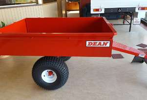 No.13 Agricultural Tipping Bike Trailer