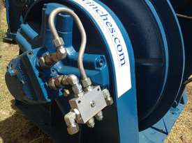 Hydraulic Trawl  winches - picture1' - Click to enlarge