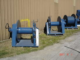 Hydraulic Trawl  winches - picture2' - Click to enlarge