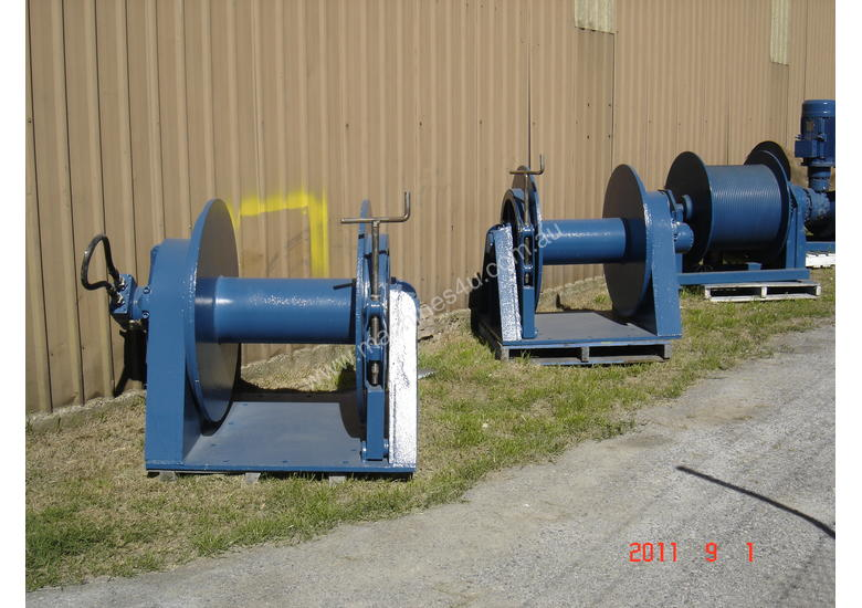 Hydraulic Trawl  winches