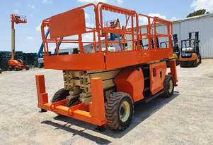 JLG Industries 33ft JLG RTS scissor lift