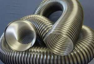 Flexible Ducting and Flexible Hose - CNC hose and Edgebander hose