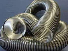Flexible Ducting and Flexible Hose - CNC hose and Edgebander hose - picture0' - Click to enlarge
