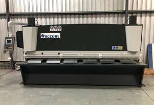 ACCURL CNC Guillotine (8 x 3200mm)