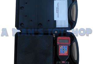 AIR CON CHARGING SCALE 100KG 2-5-7-10 GM