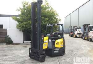 2012 Aisle-Master 20SH Articulated Forklift