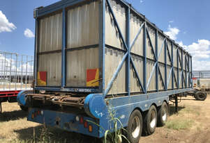 Confab Semi Walking Floor/Ejector Trailer