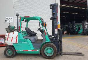 Good Condition Mitsubishi FG50N for sale