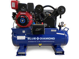 Piston Air Compressor- Diesel 7HP 20 CFM 100L 145 PSI - Truck / Ute - picture2' - Click to enlarge