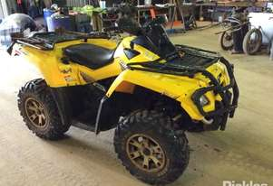 Can Am 2007 Can-Am Outlander 650
