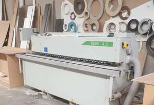 Biesse Spark 4.3 Automatic Edge Bander - price is $10,000 neg. NO GST