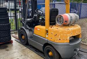 2.5T LPG Container Entry Forklift