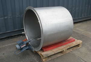 Stainless Steel Mixer Mixing Tank - 450L