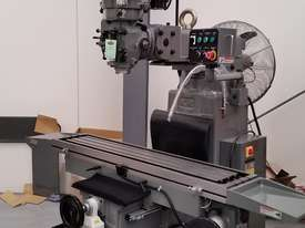 new milling machine - picture0' - Click to enlarge
