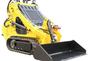 Mini Skid Steer Loader - 23 hp Petrol/ Tracked