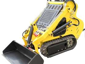 Mini Skid Steer Loader - 23 hp Petrol/ Tracked - picture1' - Click to enlarge