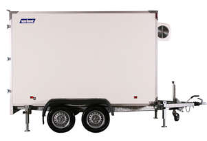 Variant K3 2017 - Refrigerated Trailer (10x7 ft)