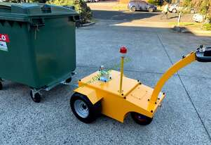 Electric Incline Tug 36v-1500w 3500kg Cap' W Tow Hitch/TowBall & Light