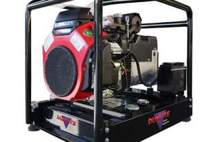 10kVA Dunlite DGUH10EC-2A Honda Powered Generator with E-Start & AVR