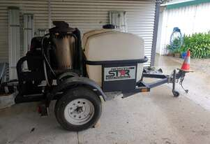 NorthStar Trailer-Mounted Hot Water Commercial Pressure Washer