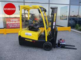 1.8T Battery Electric 3 Wheel Forklift - picture0' - Click to enlarge