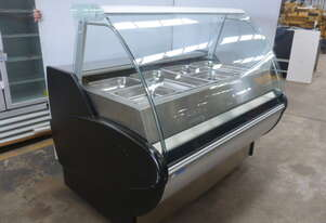 VITRINA 1500 HOT FOOD DELI DISPLAY UNIT