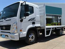 2020 HYUNDAI EX8 LWB - Tray Truck - Tray Top Drop Sides - picture0' - Click to enlarge