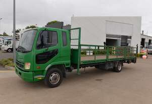 2010 MITSUBISHI FUSO FIGHTER 6 - Tray Truck - Tail Lift