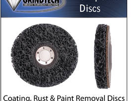 StripClean Discs - For Coating Rust Paint Removal