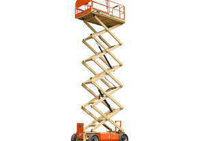 40FT AWD ELECTRIC SCISSOR LIFT