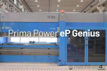 Prima Power eP1030 Press Brake with Automatic Tool Change