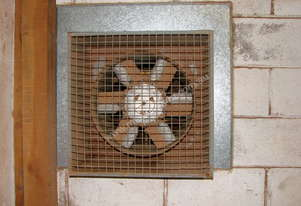 Exhaust extraction Fan