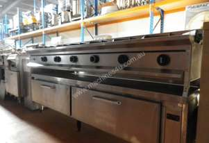 Gas Cook Tops - Catering Equipment