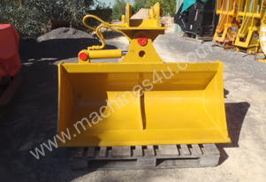 Tilt Bucket to Suit 5-8 Ton  NEW 1470 mm wide
