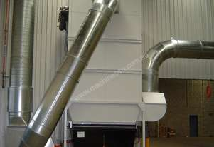 Dust Extraction Reverse Pulse Filter Units