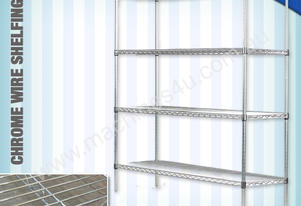 Fischer CHROME WIRE SHELF CS-1825