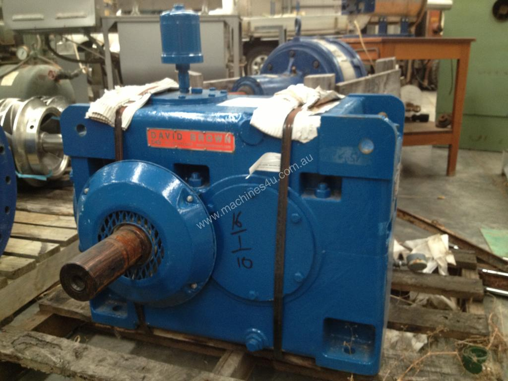 Used David Brown Reduction Gearbox Reduction Boxes In