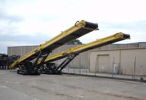 Keestrack Track mounted S5 Stacker